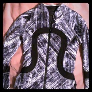 Lululemon reversible jacket 2 in 1